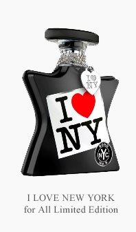 I Love New York for All Limited Edition