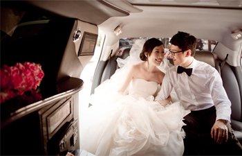 Real Wedding Vera Wang