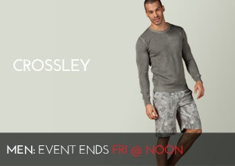 CROSSLEY - MEN