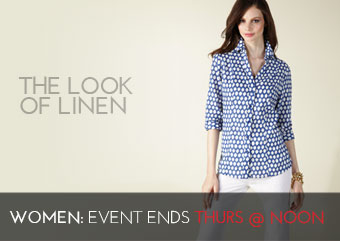 THE LOOK OF LINEN - WOMEN