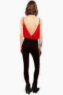 Buena Wrap Bodysuit $23