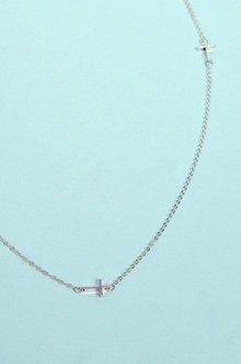 Cross Necklace $10