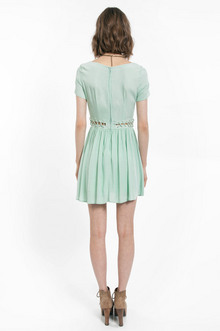 Sew Laced Sally Dress $46