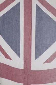 British Flag Scarf $12