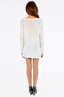 Sidney Basic Knit Sweater $33
