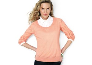 Qi Cashmere: Spring Sweaters