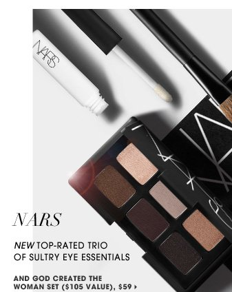 New top-rated trio of sultry eye essentials
