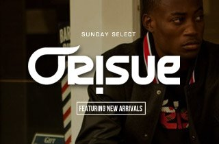 Sunday Select: ORISUE