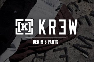 KR3W: Denim & Pants