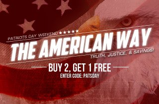 The American Way: Truth, Justice, & Savings!