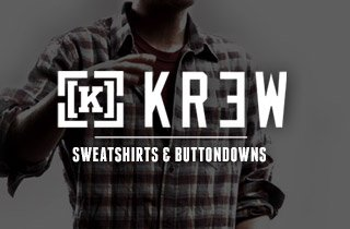 KR3W: Sweatshirts & Buttondowns