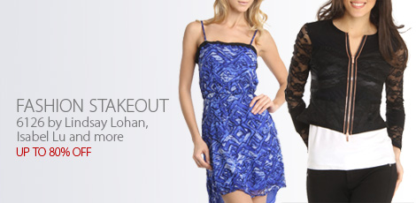 Fashion stakeout