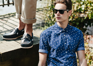 Shop Pair & Wear: Chinos + Boat Shoes