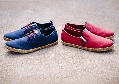 Shop Step Into Ben Sherman Spring Shoes