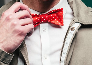 Shop Bold New Bowties & More