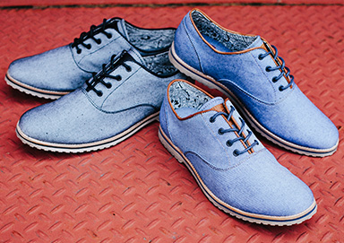 Shop Sneaky Steve: New Canvas Sneakers
