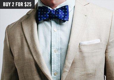 Shop Brand New Ties by Ben Sherman