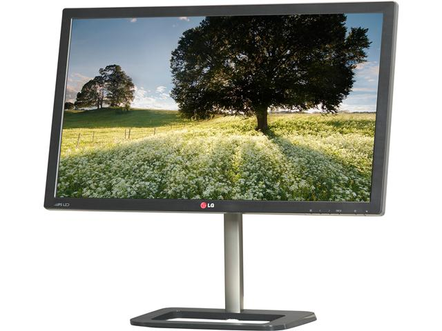 LG 27EA83-D Black 27 inch 5ms IPS-Panel HDMI Widescreen pivot adjustable LED Backlight LCD Monitor 350 cd/m2 5.000.000:1