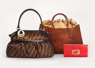 Fendi Accessories & Handbags Made in Italy