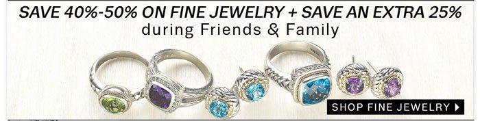 Shop Fine Jewelry