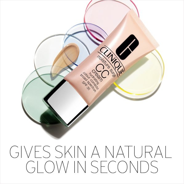 GIVES SKIN A NATURAL GLOW IN SECONDS