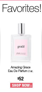 Amazing Grace Eau De Parfum 2 oz. $52. Shop Now.