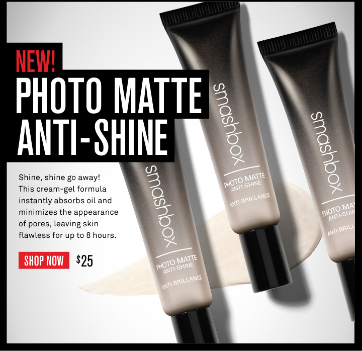 New! Photo Matte Anti-Shine