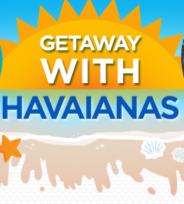 Getaway with Havaianas