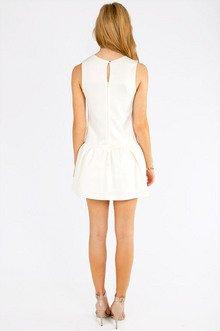 Ruffled Belle Dress $36