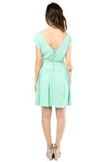 Carrie Crochet Front Dress $51