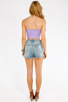 Taming Tribes Tube Top $19