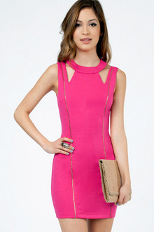 Osiris Cutout Dress $33