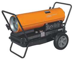 Torpedo Heater,125,000 BtuH