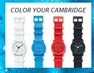 Color Your Cambridge