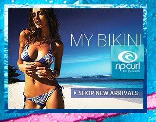 Rip Curl My Bikini - Shop New Arrivals