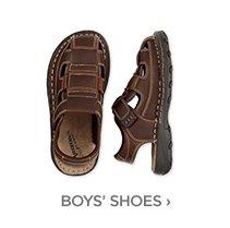 BOYS' SHOES ›