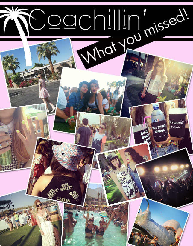 Check out Miss KL Live updates from Coachella!