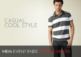 CASUAL COOL STYLE - MEN