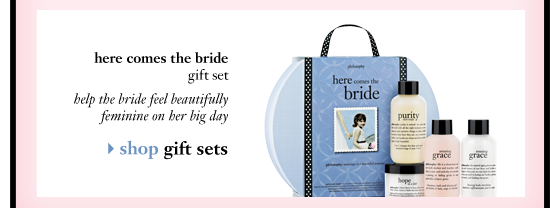 here comes the bride gift set help the bride feel beautifully feminine on her big day shop gift sets