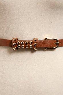 Domino Stud Belt $7