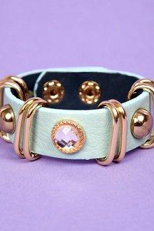 Rocks and Studs Bracelet $9