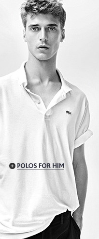 POLOS FOR HIM