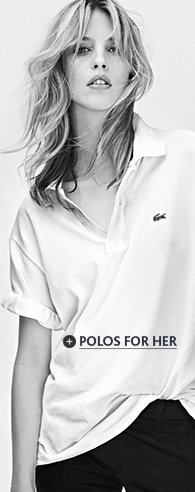 POLOS FOR HER