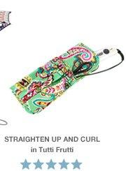 Straighten Up and Curl in Tutti Frutti