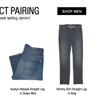 The Perfect Pairing - Shop Men