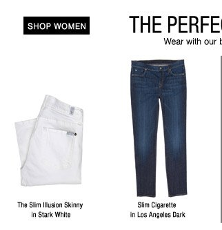 The Perfect Pairing - Shop Women