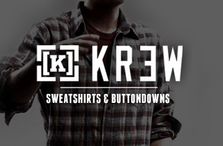 KR3W: Sweatshirts & Buttondowns
