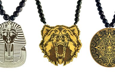 Shop Got Swagg? Wood Pendants & More