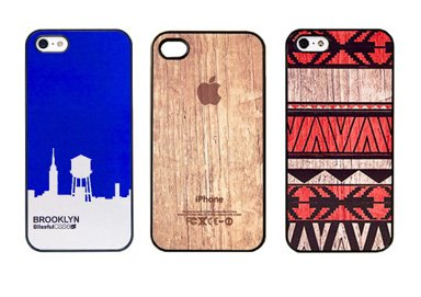 Shop New Inked Wood Phone Cases & More