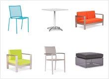 Zuo Modern Sleek Outdoor Furniture